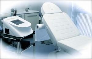 Trattamento radiofrequenza per la pelle